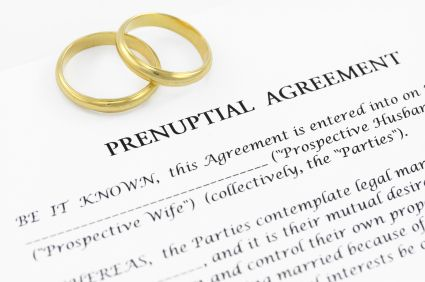 Texas premarital agreement prenuptial agreement property